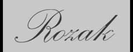 Rozak  logo